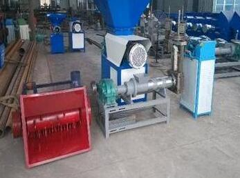 Foam machinery composition and use of precautions